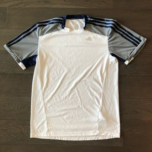 Adidas climacool shirt - Adult Small - White